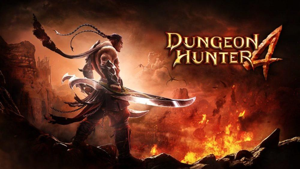 Обзор Dungeon Hunter 4
