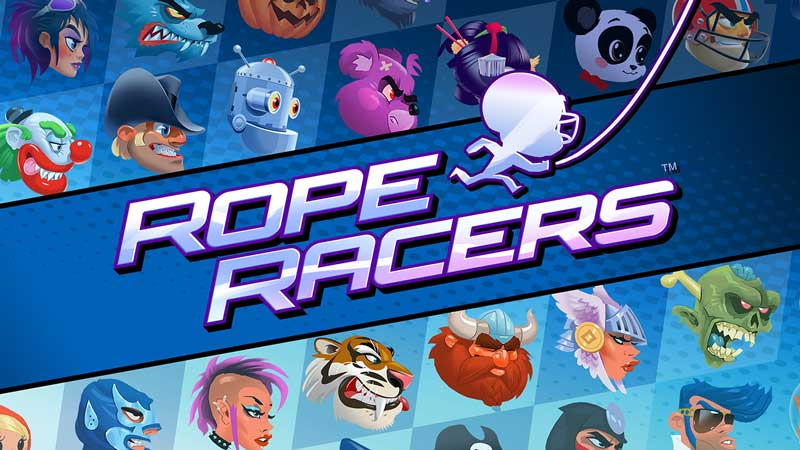 Rope Racers gamebox