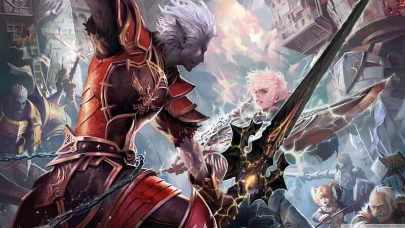 Lineage 2: Dawn of Aden