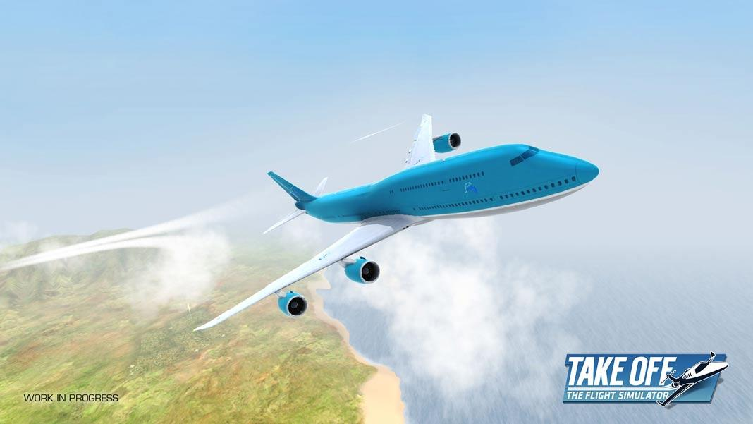 Скачать Take Off – The Flight Simulator для iOS