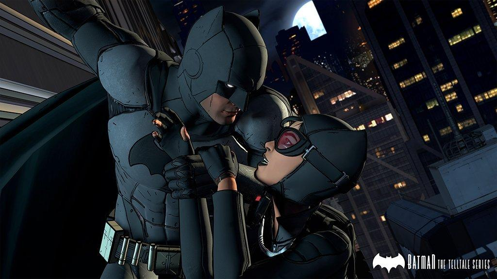 Скриншот Batman: A Telltale Games 1