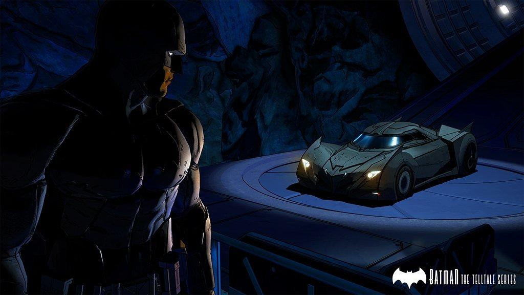Скриншот Batman: A Telltale Games 3Скриншот Batman: A Telltale Games