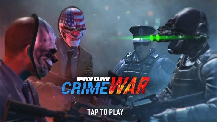 PAYDAY: Crime War