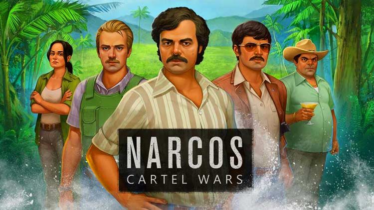 игра Narcos: Cartel Wars