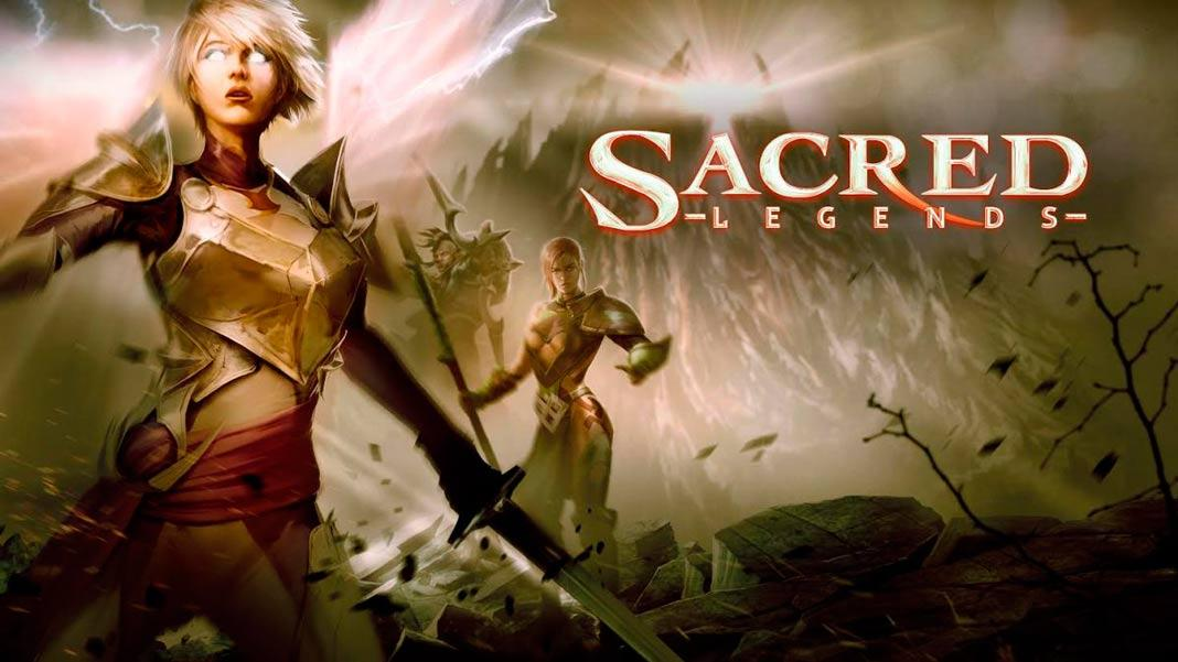 Скачать Sacred Legends для iOS, Скачать Sacred Legends для Android