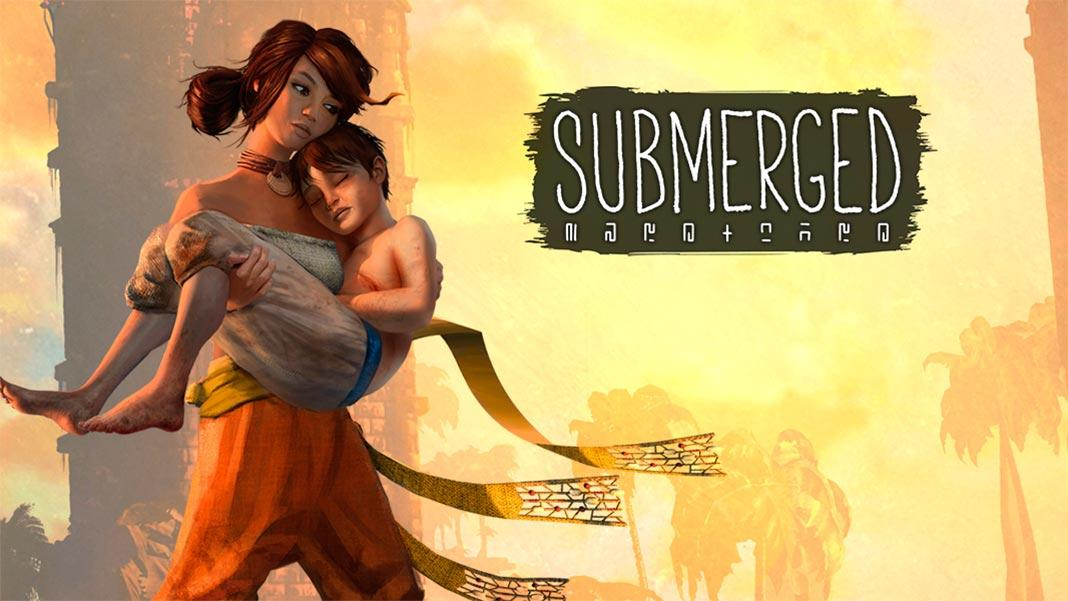 Скачать Submerged: Miku and the Sunken City, Скачать Submerged: Miku and the Sunken City для ios, Скачать Submerged, Скачать Submerged для ios