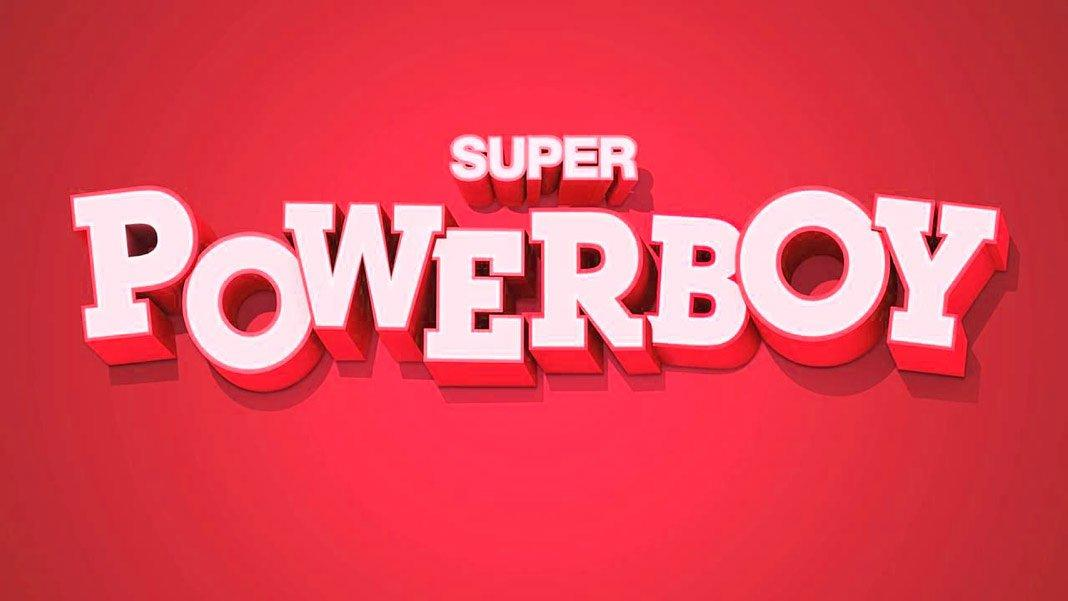Super Powerboy logo, Скачать Super Powerboy для ios, Скачать Super Powerboy android