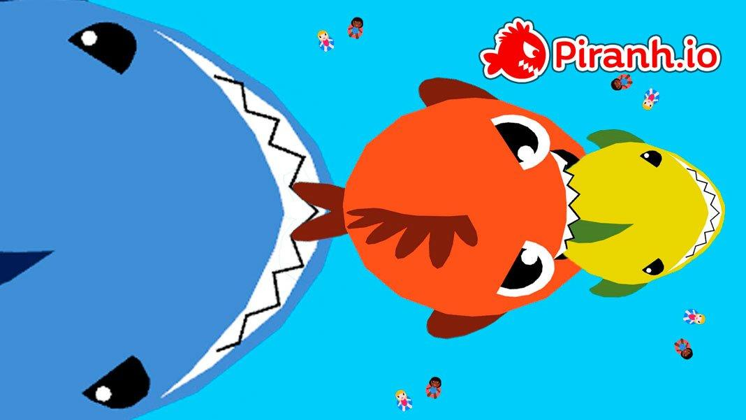 Скачать Piranh.io для iOS / Android