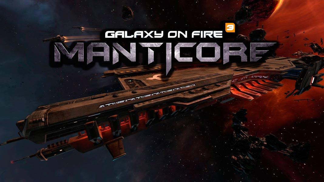 Скачать Galaxy on Fire 3 - Manticore