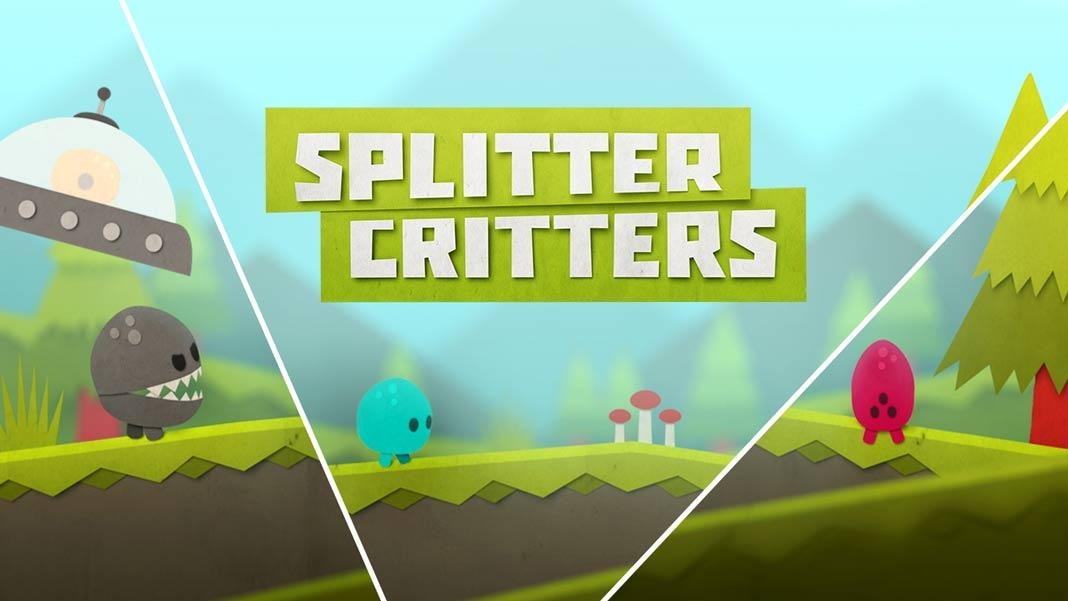 Скачать Splitter Critters ios android