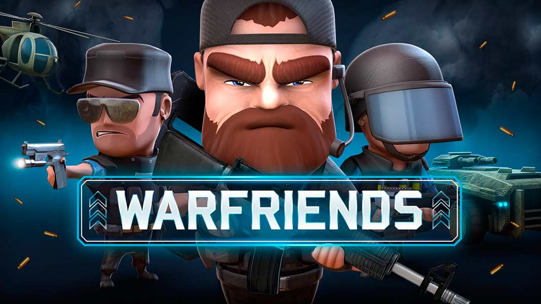 Скачать WarFriends для iOS, android