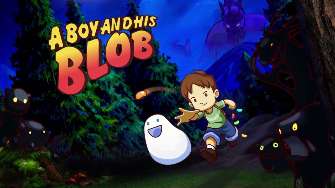Скачать A Boy and His Blob для android ios