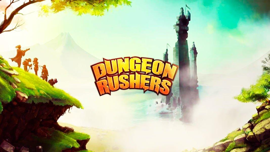 скачать Dungeon Rushers ios android