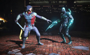 Injustice 2 Android / iOS Gameplay - Геймплей Injustice 2