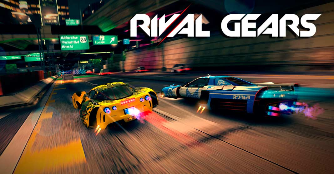 скачать Rival Gears Racing для android ios