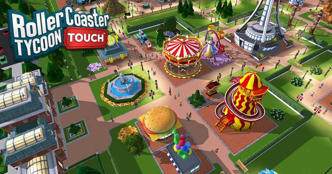 Скачать RollerCoaster Tycoon Touch на android ios