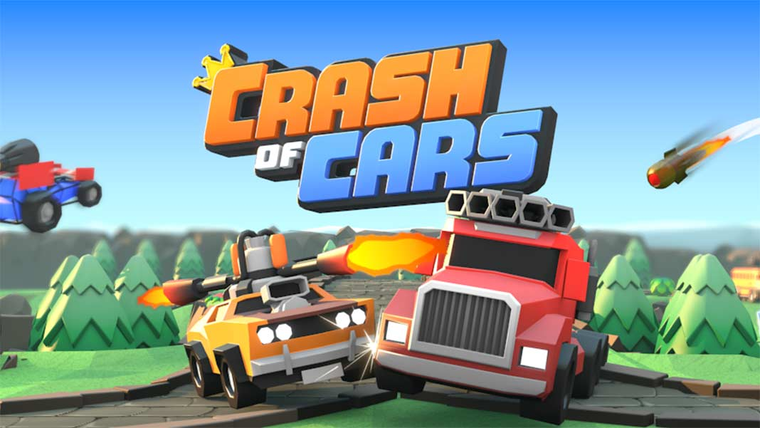 Скачать Crash of Cars на Android iOS