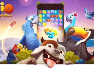 Скачать Rio Match 3 Party на Android iOS