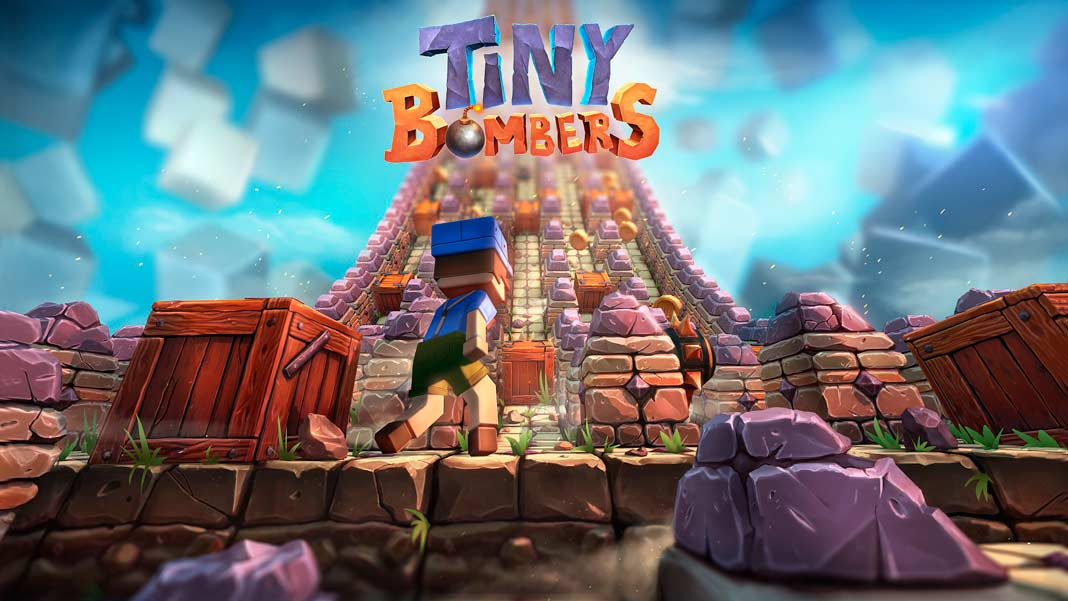Скачать Tiny Bombers на iOS Android