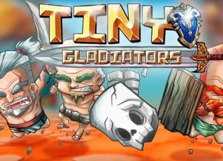 Скачать Tiny Gladiators на Android iOS