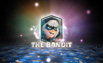 Clash Royale: THE BANDIT (Бандит)