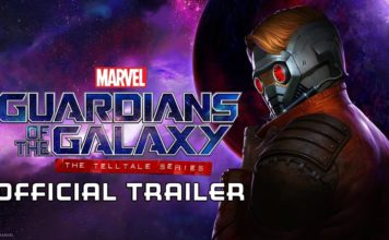Guardians of the Galaxy: The Telltale Series - OFFICIAL TRAILER