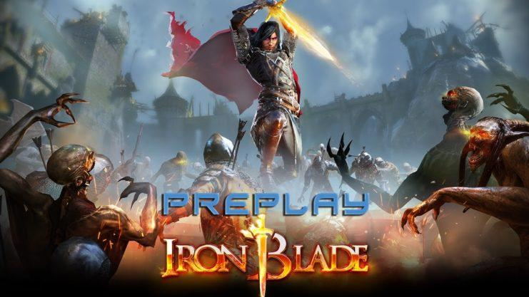 Геймплей IRON BLADE: Medieval Legends