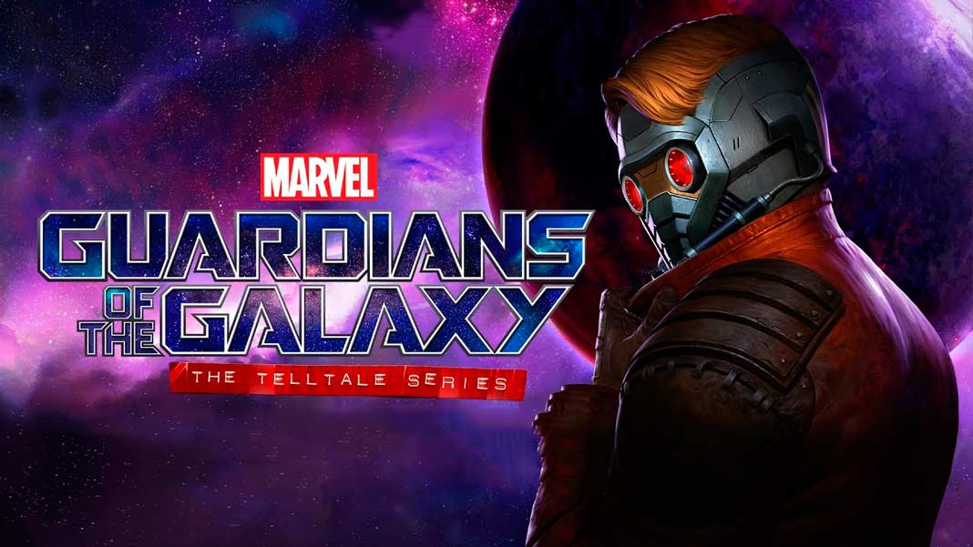 Скачать Marvel's Guardians of the Galaxy на Android ios
