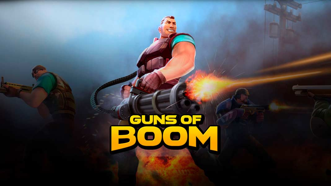 Скачать Guns of Boom на Android / iOS