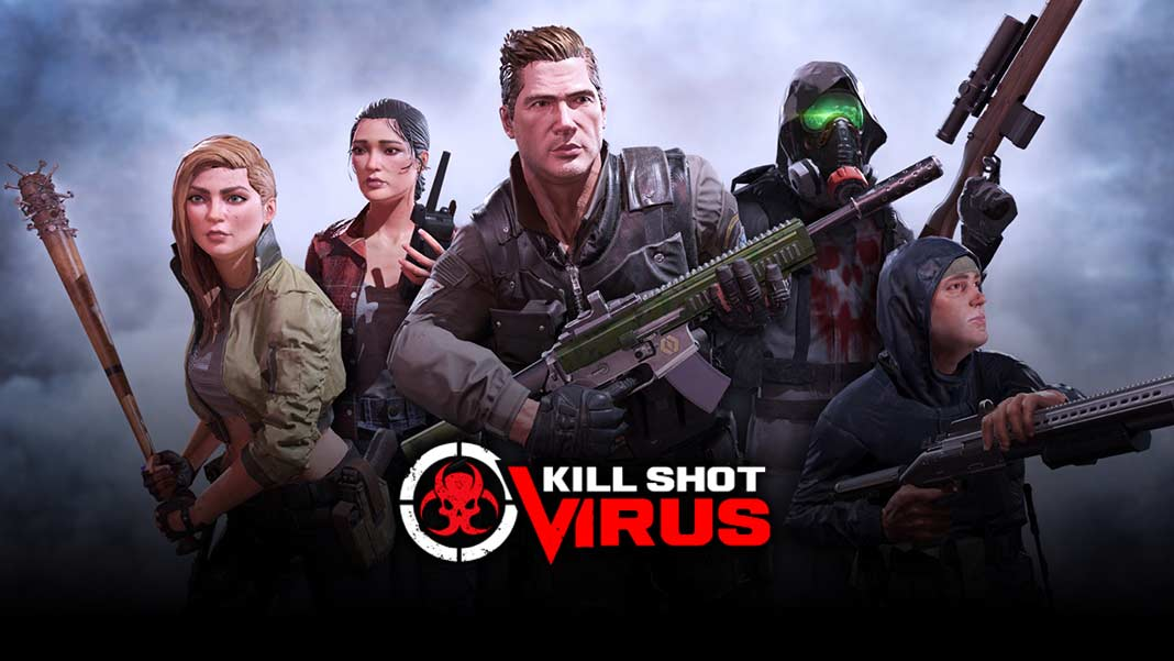 Скачать Kill Shot Virus на Android iOS