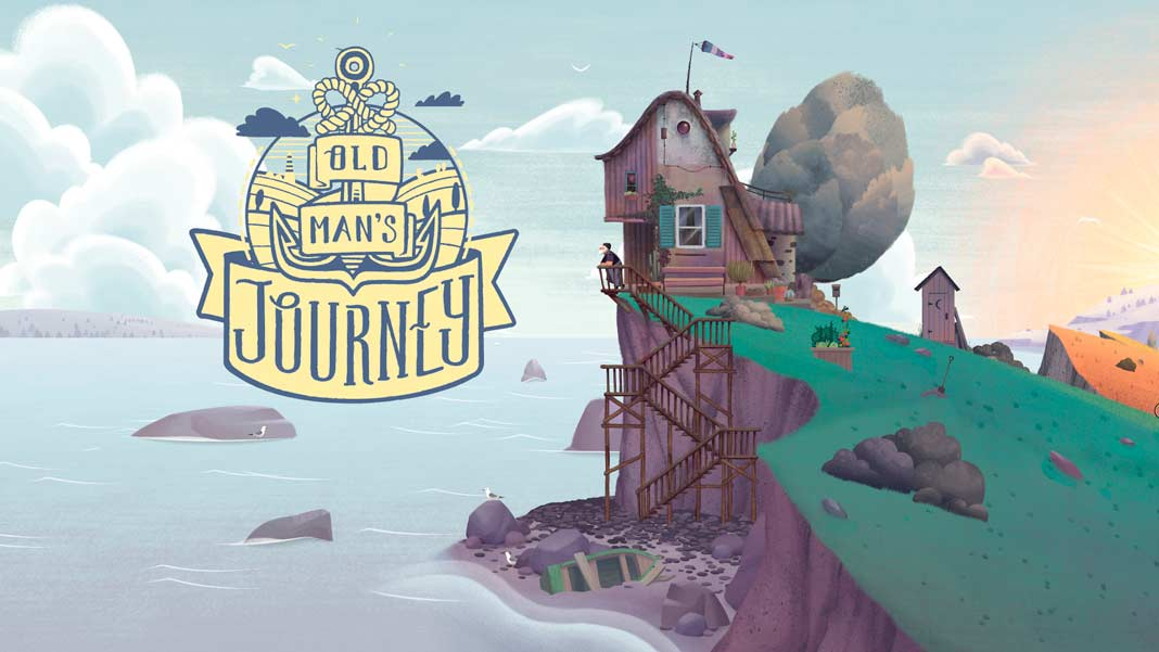 скачать Old Man's Journey на Android iOS