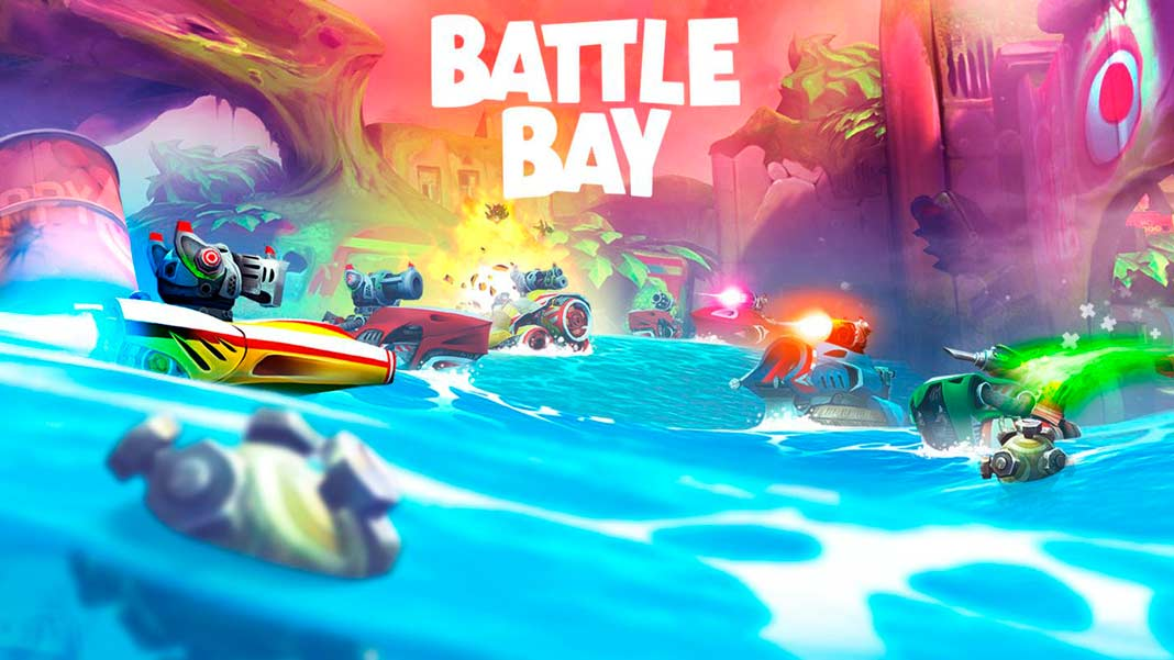 Скачать Battle Bay на Android iOS