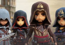 Assassin's Creed Rebellion android ios