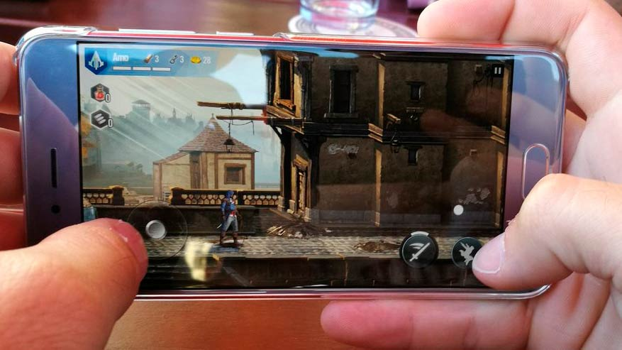 Assassin's Creed Unity на android