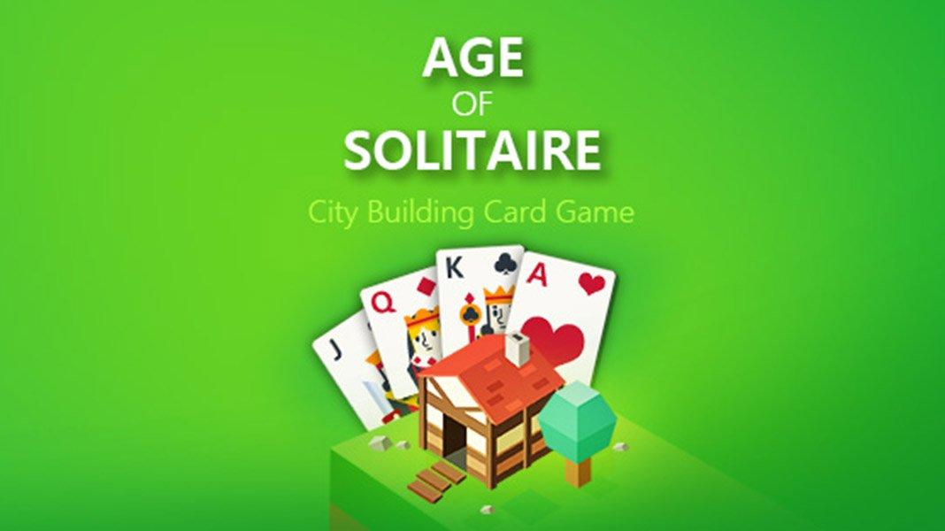 Скачать Age of solitaire: City Building Card game на Android iOS