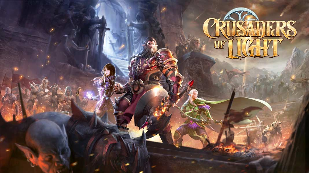 Скачать Crusaders of Light на Android iOS