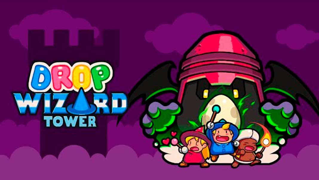 Скачать Drop Wizard Tower на Android iOS
