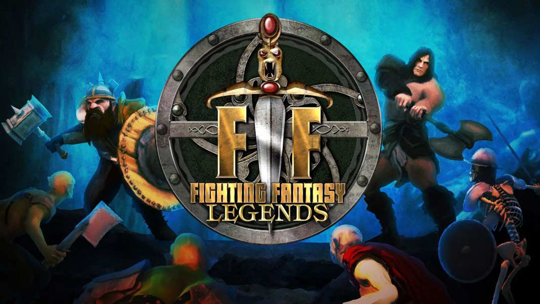 Скачать Fighting Fantasy Legends на Android iOS