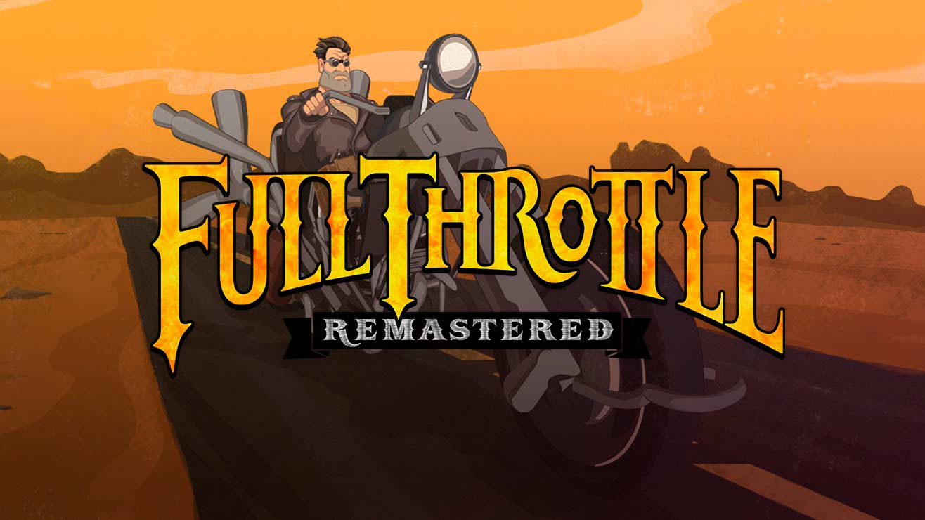 Скачать Full Throttle Remastered на iOS Android