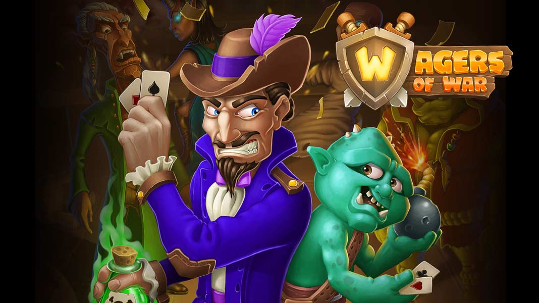Скачать Wagers of War на iOS Android