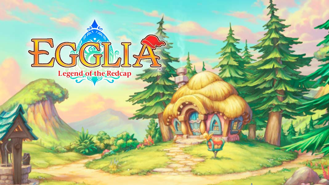 EGGLIA: Legend of the Redcap