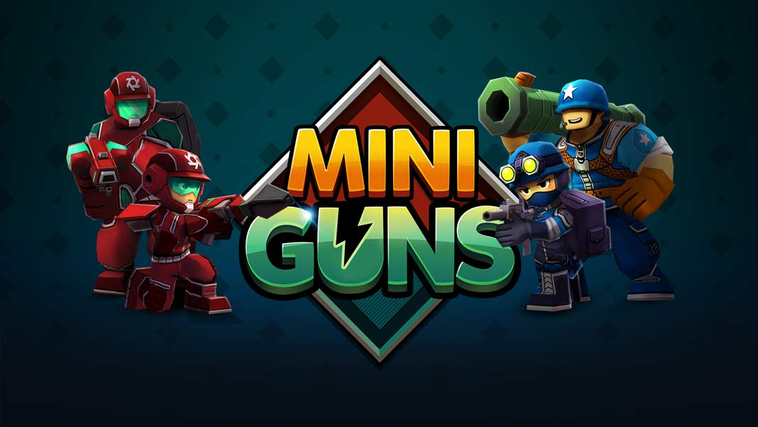 Скачать Mini Guns на Android iOS
