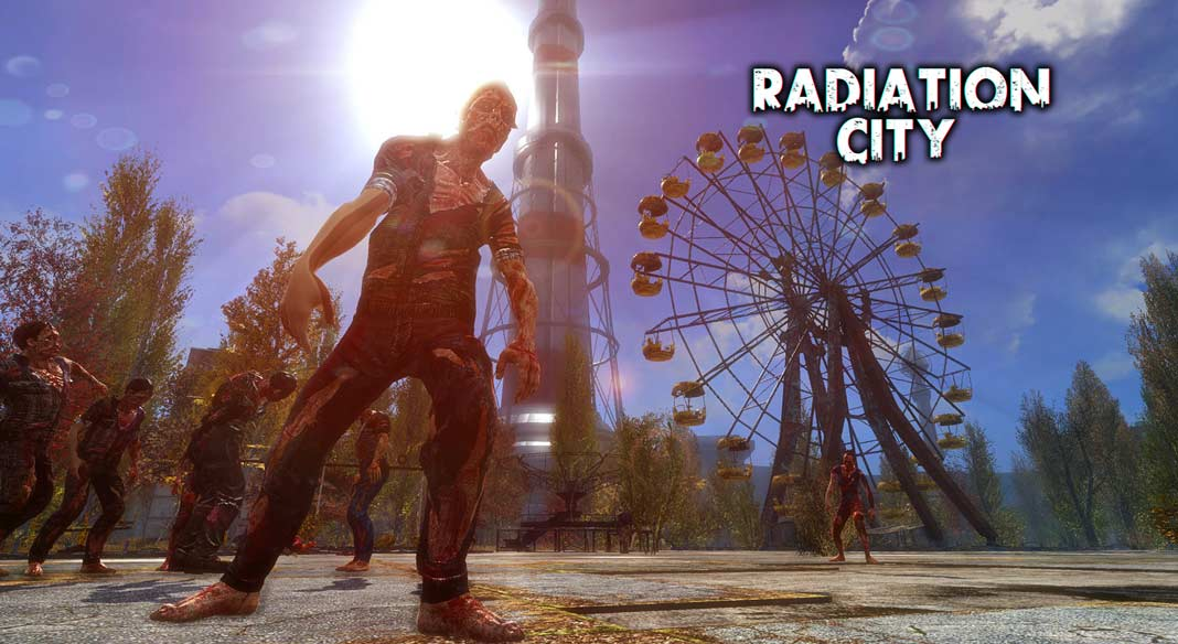 Скачать Radiation City на iOS Android