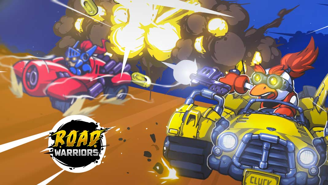 Скачать Road Warriors на Android iOS