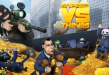 Скачать Snipers vs Thieves на Android iOS