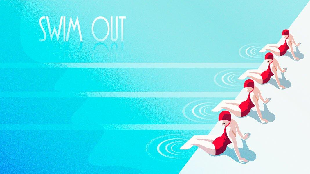 Скачать Swim Out на Android iOS
