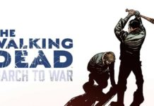 The Walking Dead: March to War