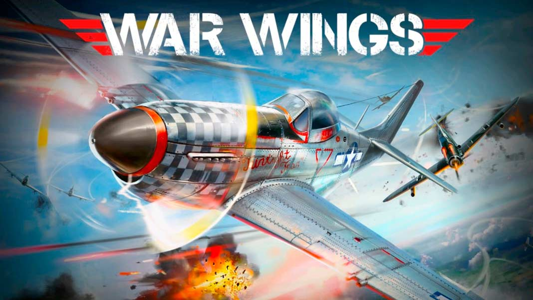 Скачать War Wings на Android iOS