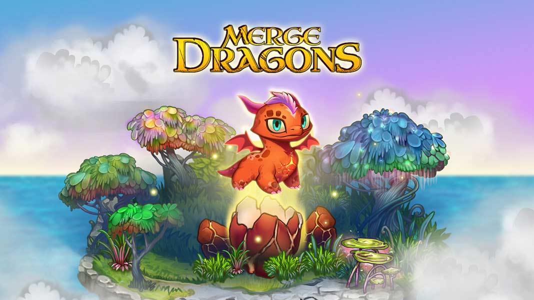 Скачать Merge Dragons на Android iOS