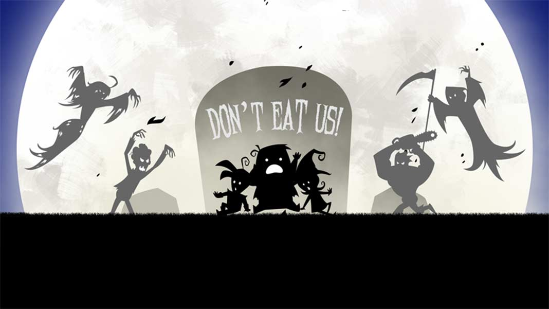 Скачать Don't Eat Us (Не ешьте нас) на Android iOS